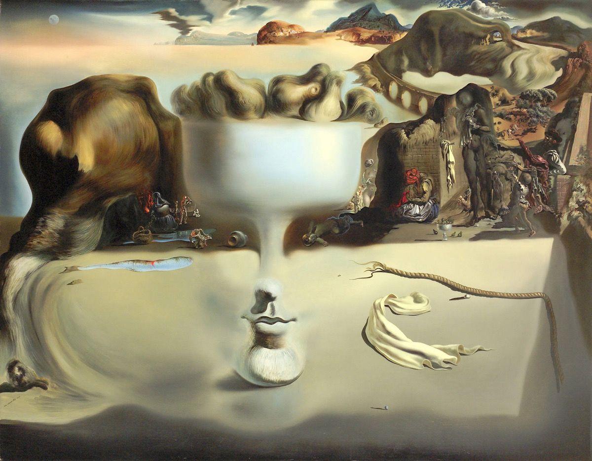 Quelques anecdotes sur Dalí