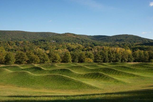 The Wavefield, Maya Lin