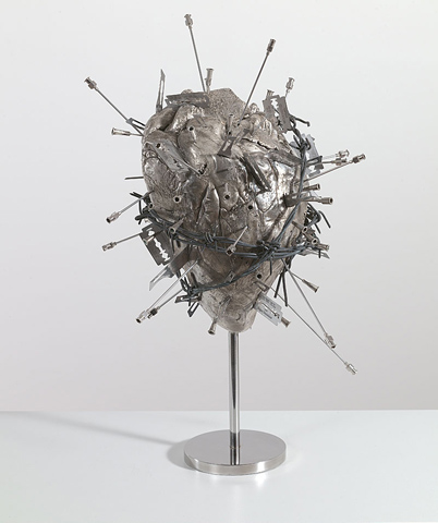 Sacred-Heart, Damien Hirst