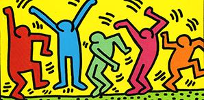 10 choses à savoir sur…Keith Haring