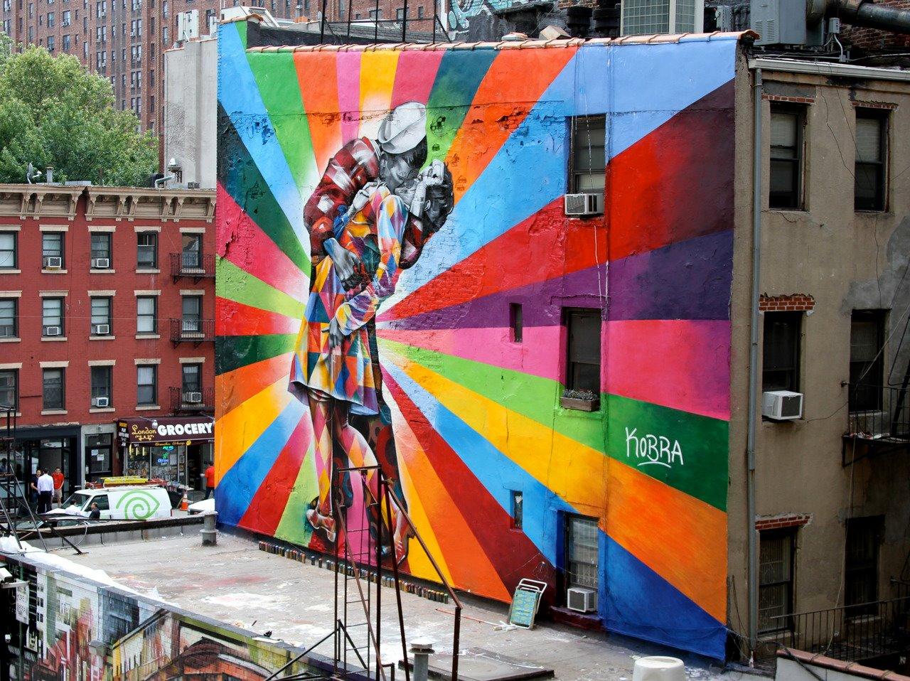 Kobra, Street Artiste