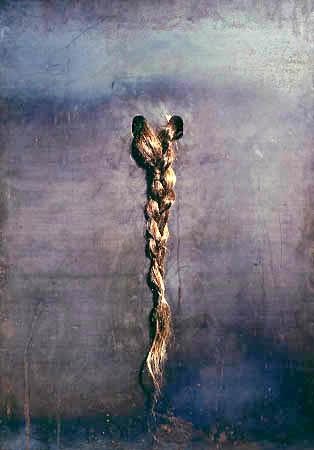 Jannis Kounellis - Senza titolo - 1969 - © Jannis Kounellis