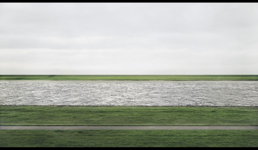 Andreas Gursky, The Rhine