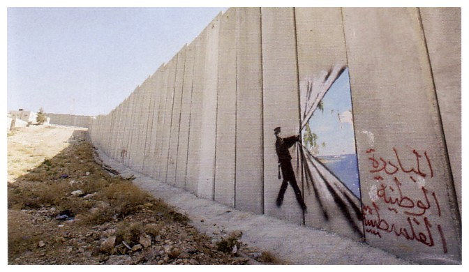Street Artistes banksy