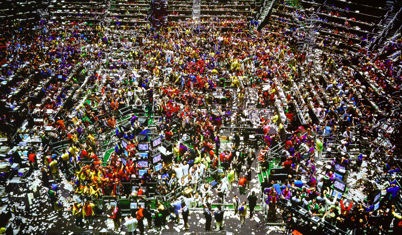 Andreas Gursky, Chicago Board of Trade