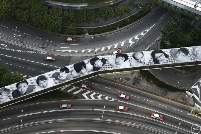 JR, Street Artiste