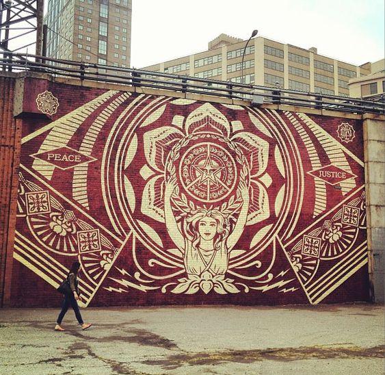 Shepard Fairey, Street Artiste