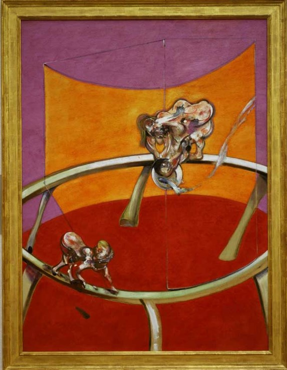 Francis Bacon, The Human Figure in Motion