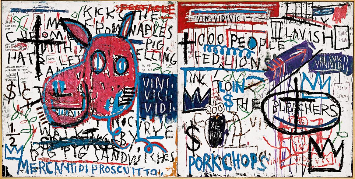 Basquiat-Man