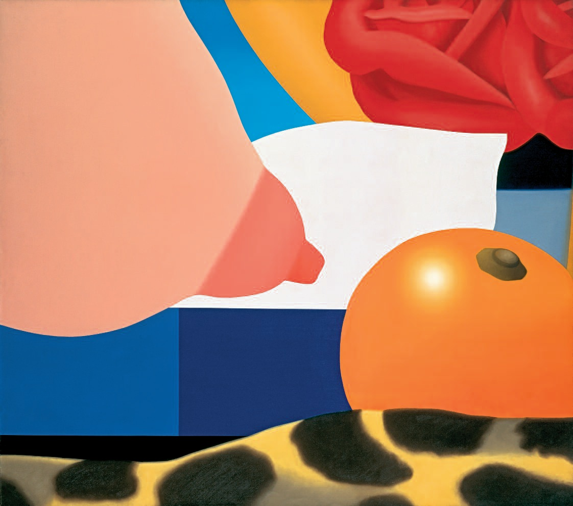 Bedroom-Painting-8-1968-Tom-Wesselmann