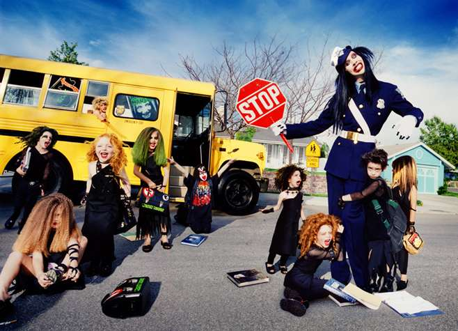 David Lachapelle Marilyn Manson