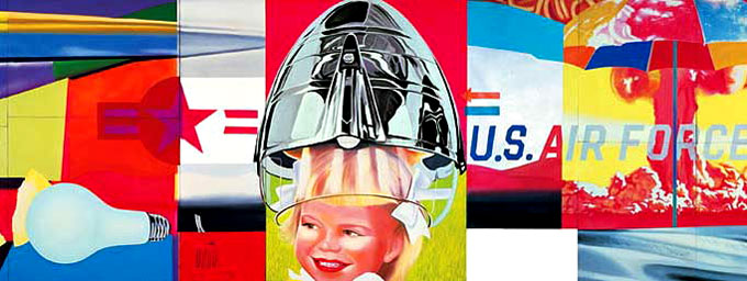 James Rosenquist f-111