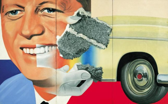 Our favourites… James Rosenquist