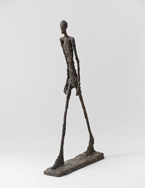 Alberto Giacometti, L'homme qui marche, 1960
