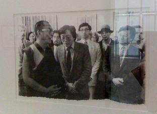 800px-Joseph_Beuys_&_Dalai_Lama