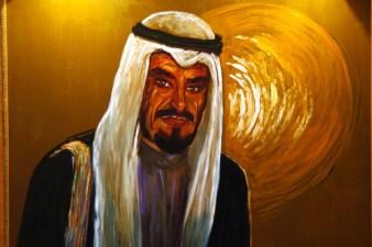 HH the Emir of Kuwait, Sheikh Jabar Ahmad al-Sabah