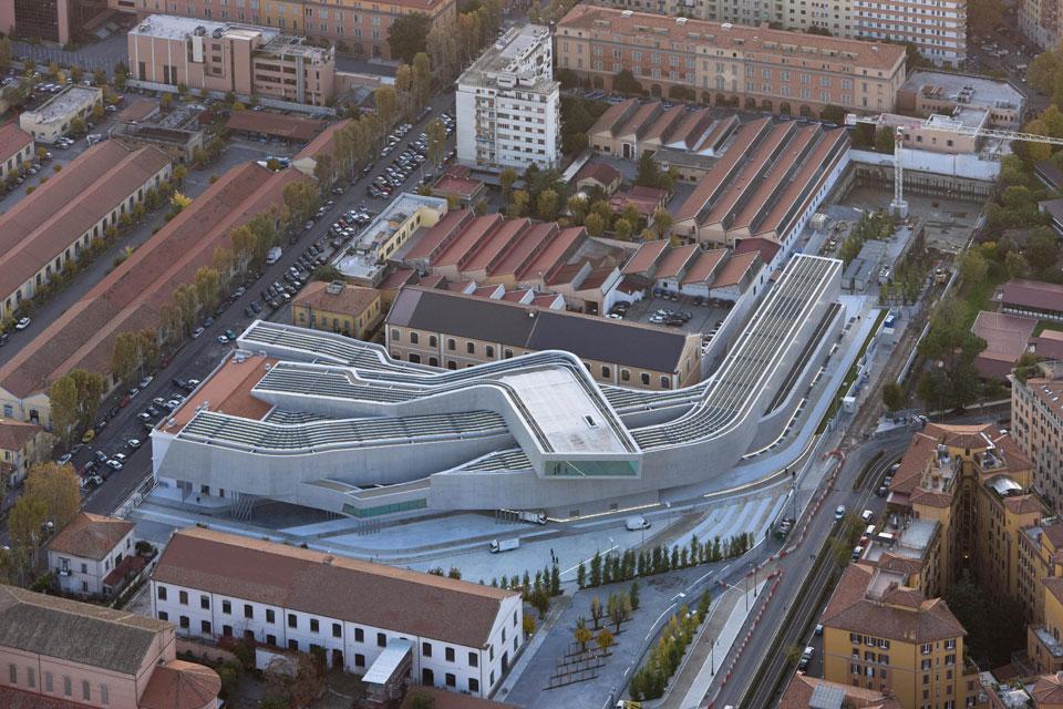 musée rome zaha hadid