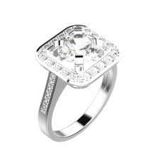 Bague Anastasia or blanc quartz 1440 EURO v2