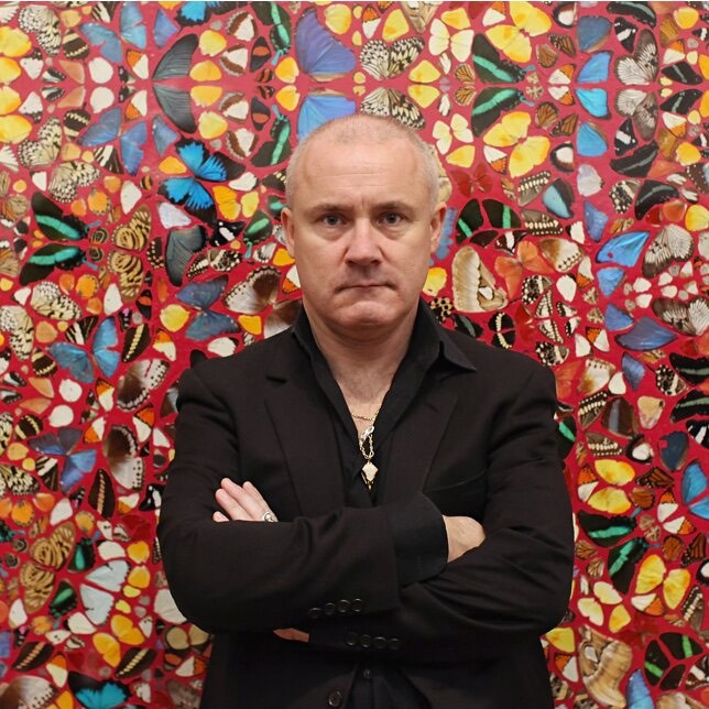 Analysing a masterpiece of contemporary art: The Physical Impossibility of Death in the Mind of Someone Living, by D. Hirst