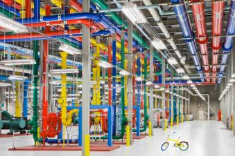 Datacenter google Douglas