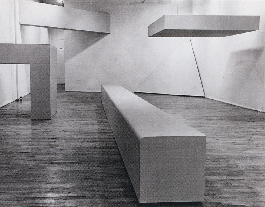 1960 l 39 art minimal renouveau de l 39 art moderne artsper for L art minimaliste