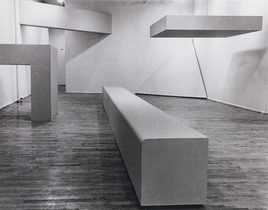 1960 minimal art or the renewal of modern art artsper for Minimal artiste