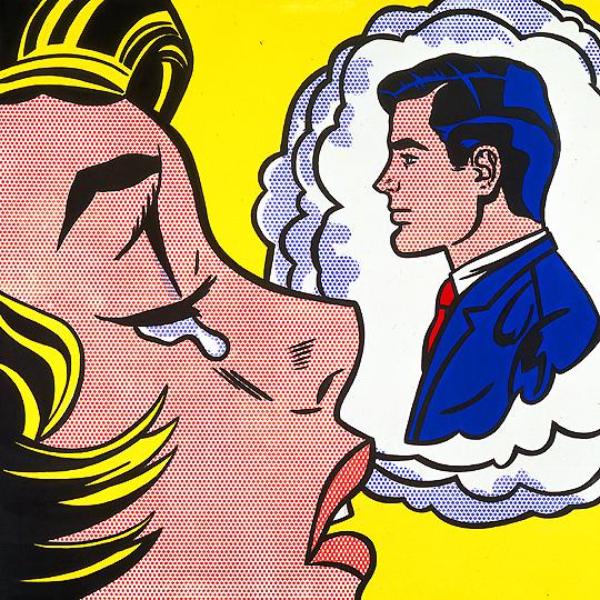 Roy lichtenstein en 8 dates artsper - Pop art roy lichtenstein obras ...