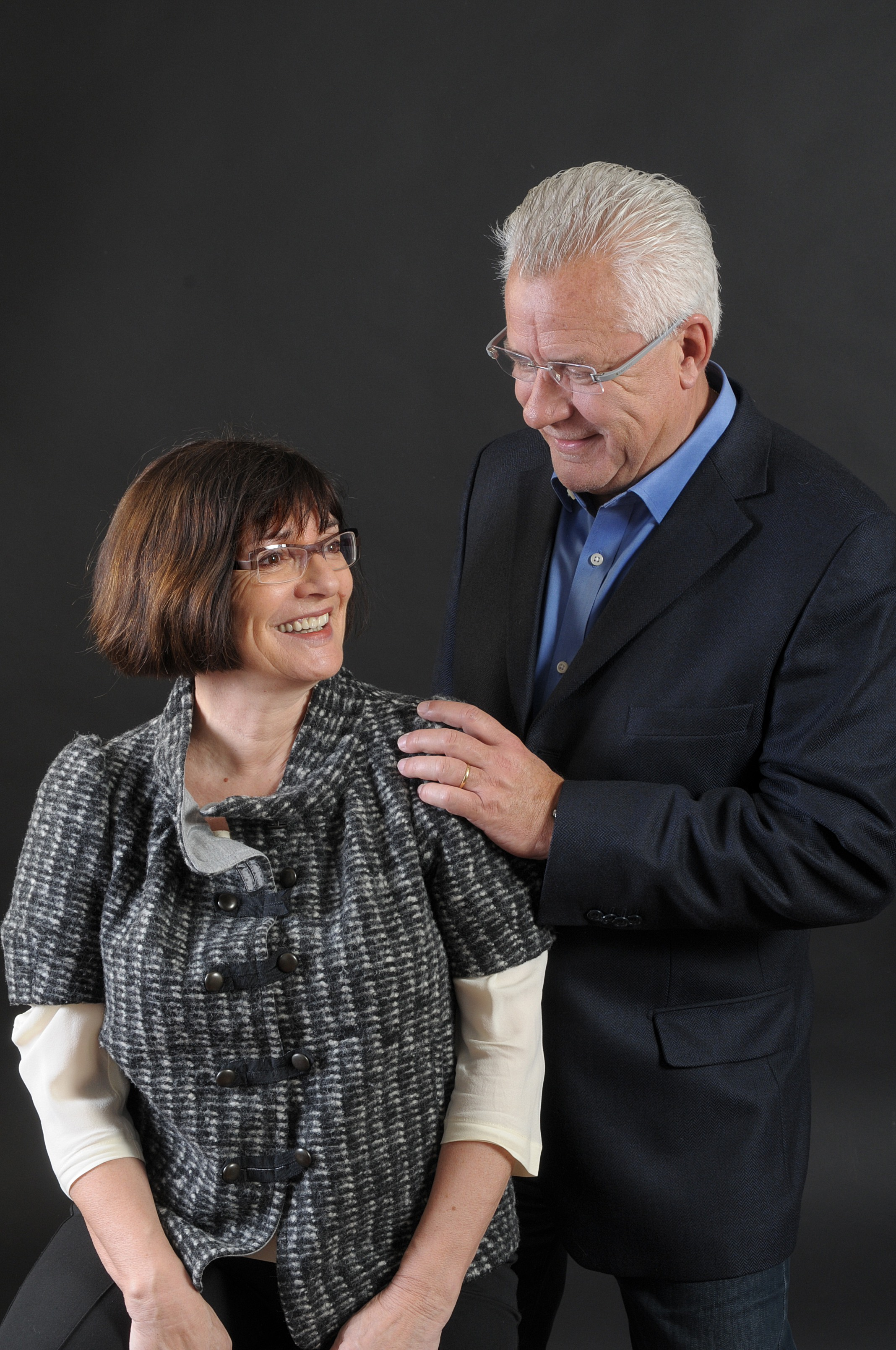 Portrait Evelyne et Jacques Deret Artsper