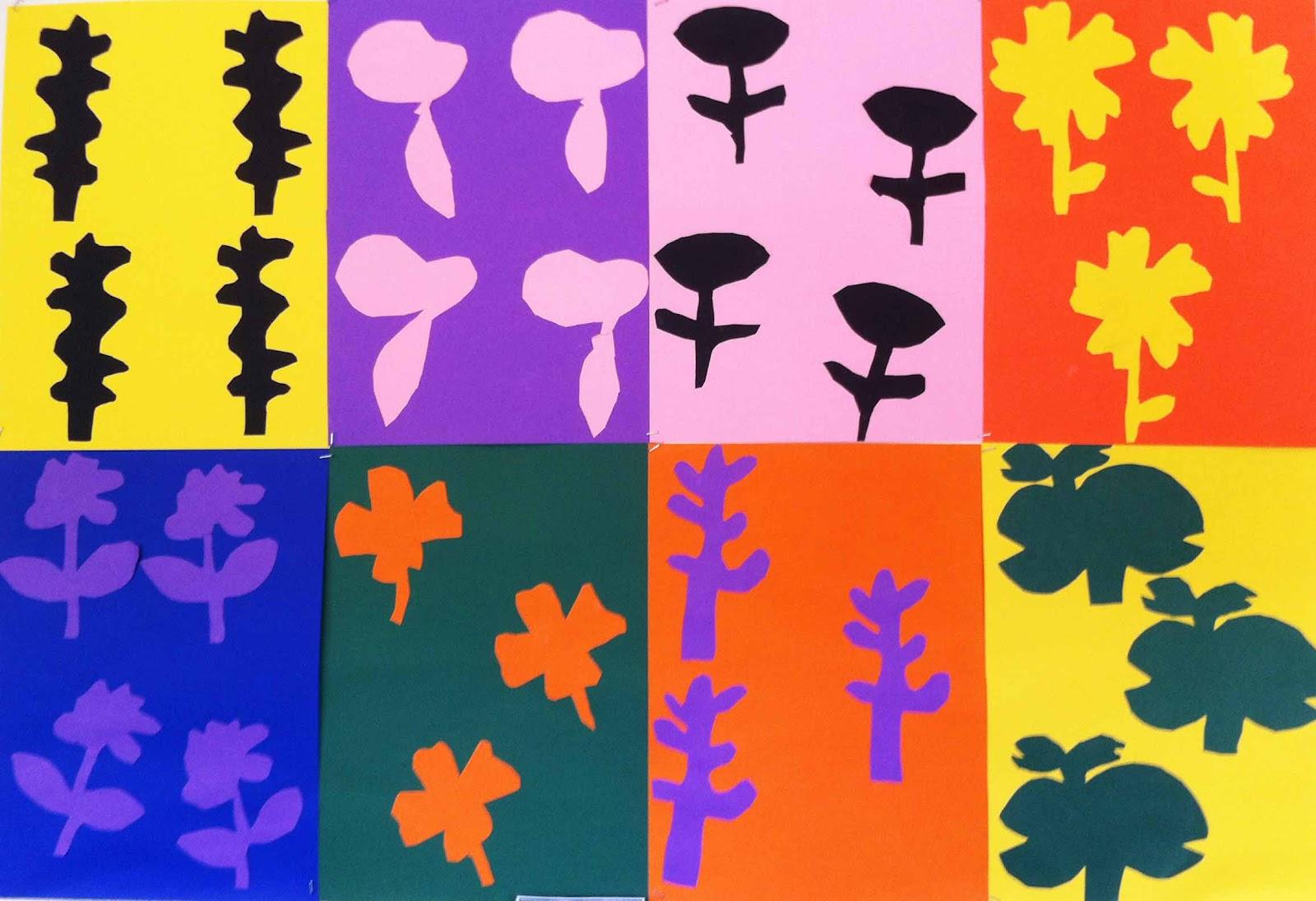 Fabuleux Le papier découpé selon Matisse | Artsper DQ51