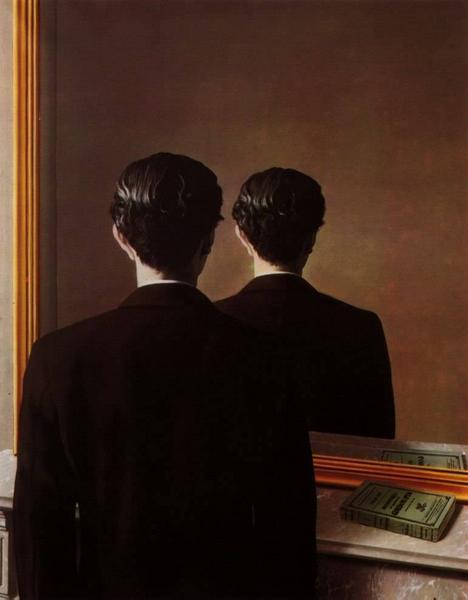 miroir magritte artsper
