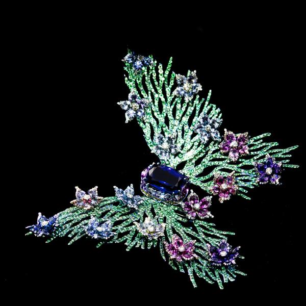 papillon wallace chan artsper