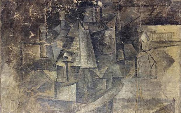 Stolen Picasso
