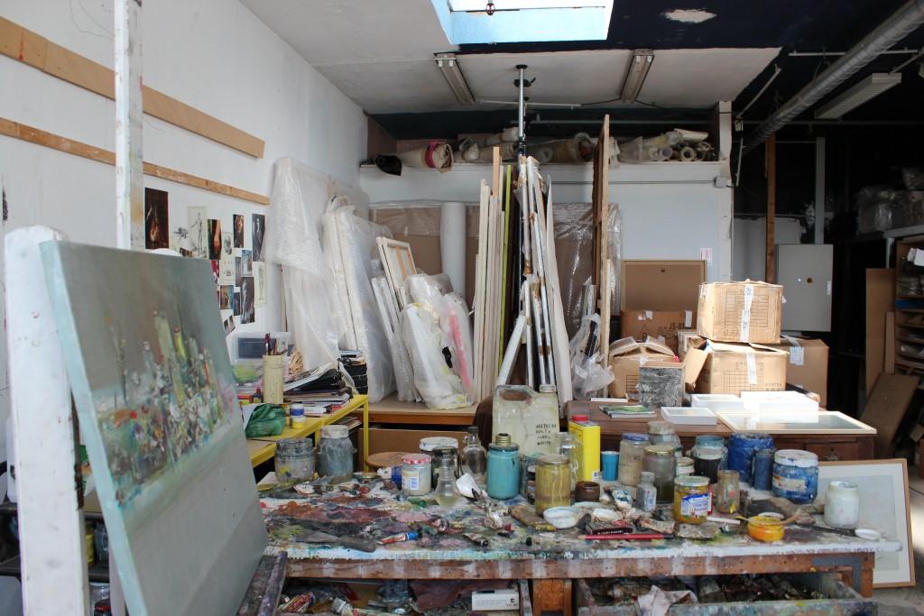 Les immanquables du mois d 39 octobre artsper - Atelier artiste peintre ...