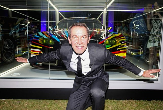 15 things to know about Jeff Koons