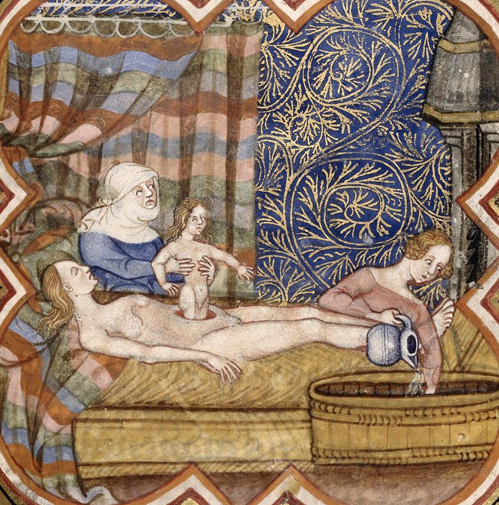 bébés moches renaissance jesus representation peinture