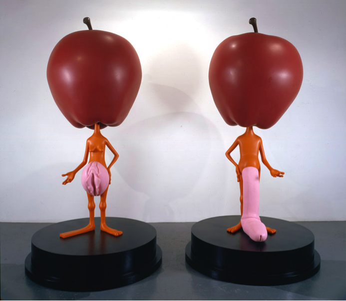 Paul McCarthy, Appleheads, 1998