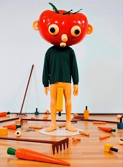 Paul McCarthy, Tomato Head, 1994