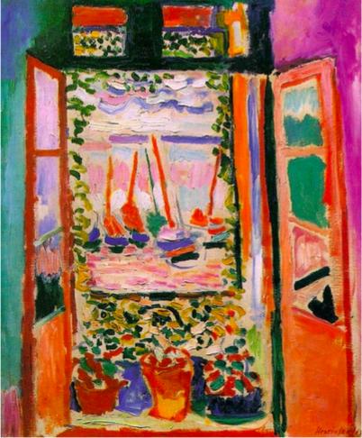 Matisse.FentereouverteCollioure