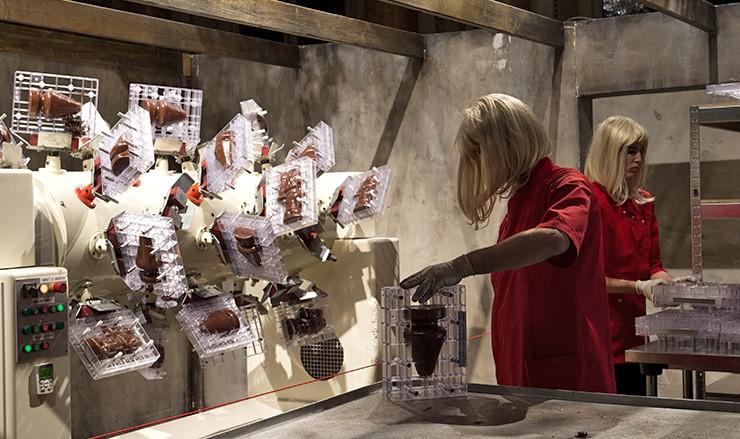 chocolate-factory paul mccarthy artsper