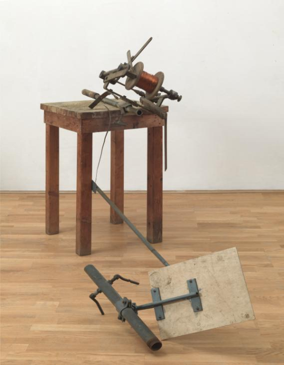 Monument to the Stag 1958-85 by Joseph Beuys 1921-1986