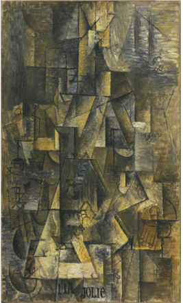 Picasso.femmeàlacithare