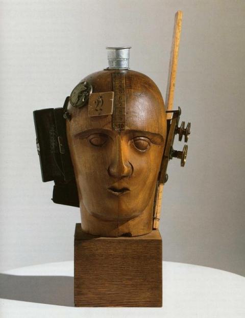 Raoul Haussmann-L'esprit de notre temps