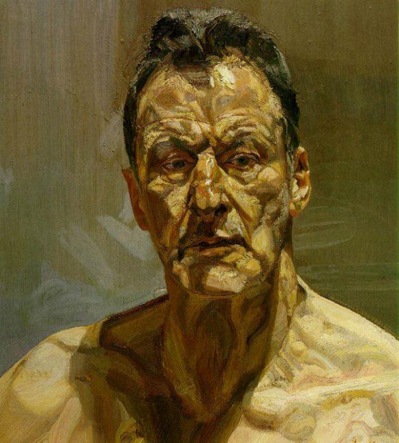Autoportrait: Réflexion, 1985
