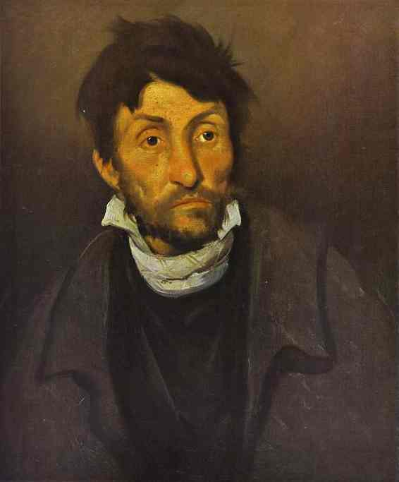 Théodore_Géricault monomane cleptomane