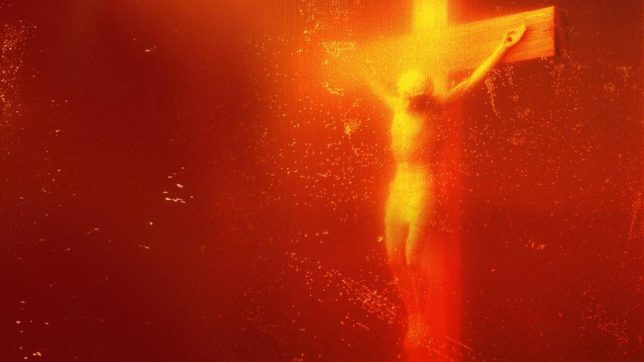 Piss Christ (Immersion),Andres Serrano