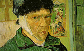 The case of Van Gogh's ear: is Gauguin guilty?