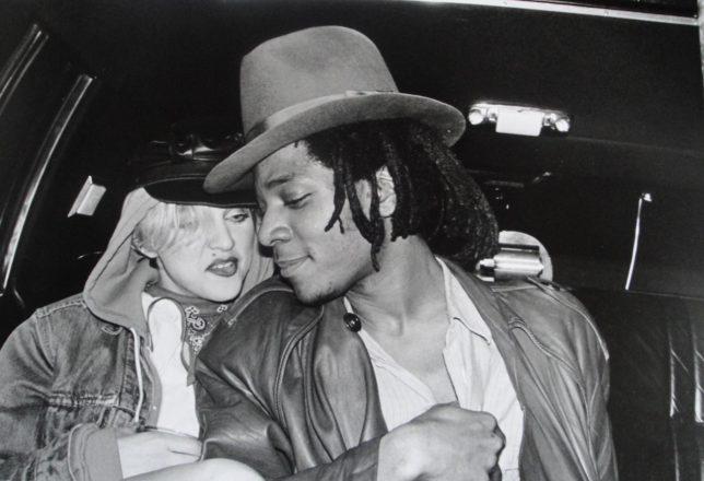 Basquiat et madonna