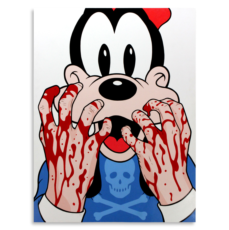 Bleeding-Hands-Goofy