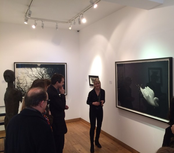 Brown's Saturday Art Tour Feb 2015