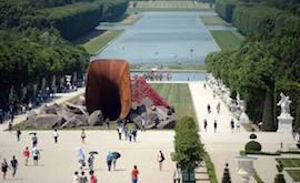 Anish Kapoor à Versailles : date du 9 juin au 1er novembre